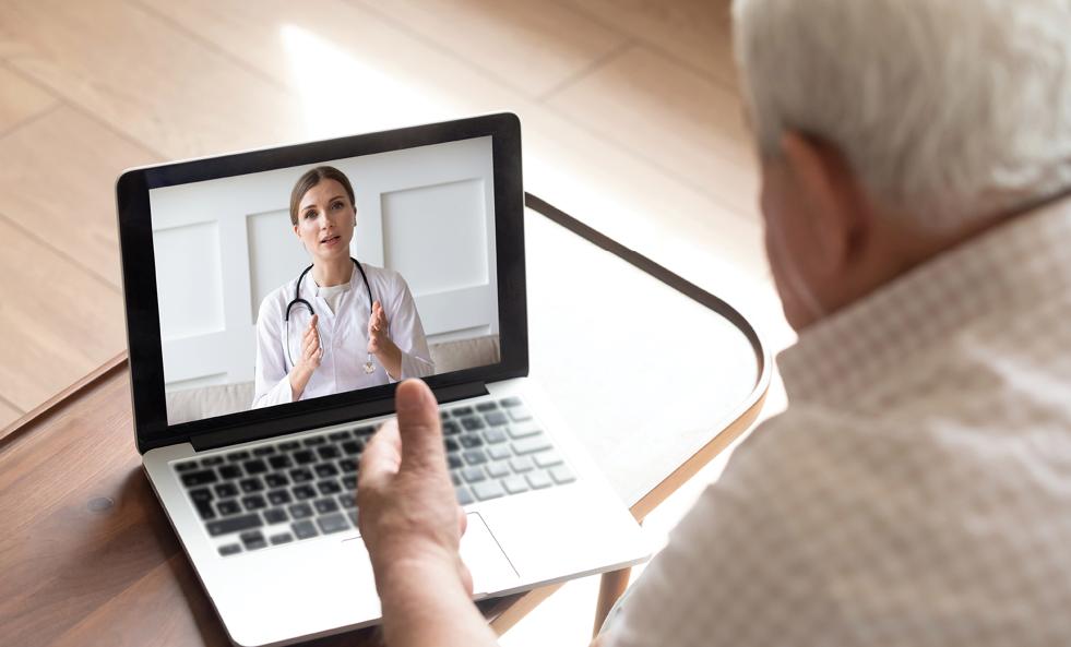 Coronavirus virtual hospital care