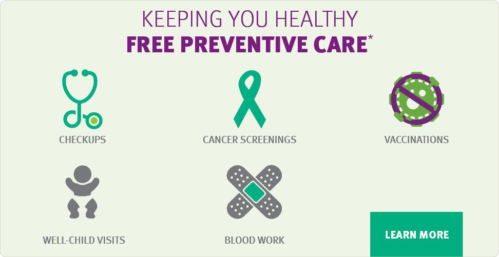CDPHP Preventive Care