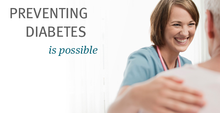diabetes prevention is possible