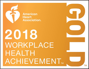 CDPHP Gold Recognition from American Heart Association