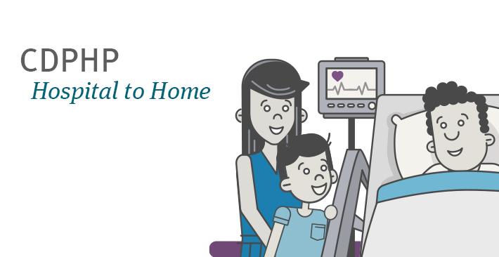 CDPHP Hospital to Home