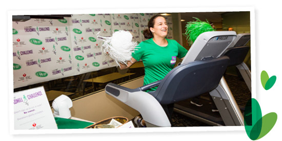 CDPHP Treadmill Challenge to benefit American Heart Association