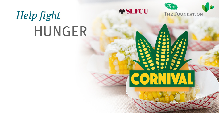 Cornival Help Fight Hunger