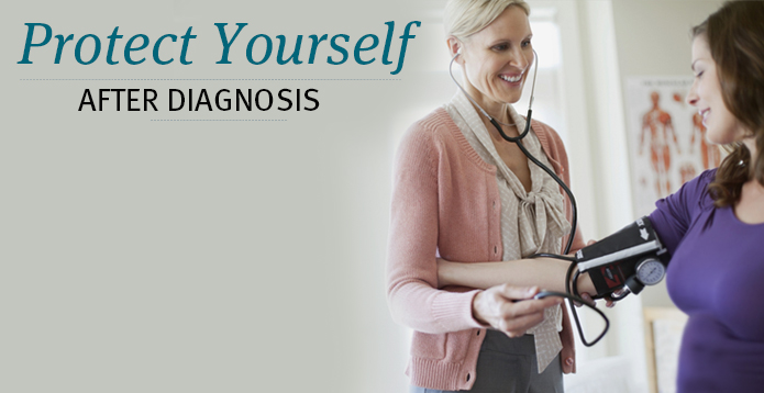 protect yourself after diagnosis
