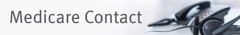 Contact Medicare