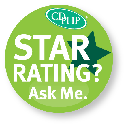 Ask us about our star rating