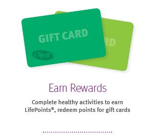 Earn rewards