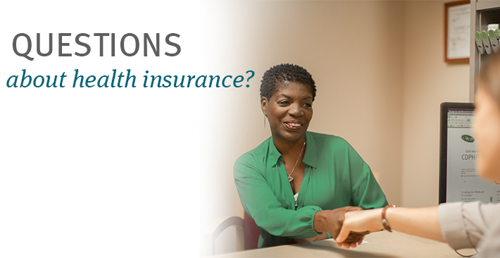 questions anout health insurance?