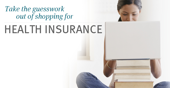 Take the guesswork out of shopping for health insurance