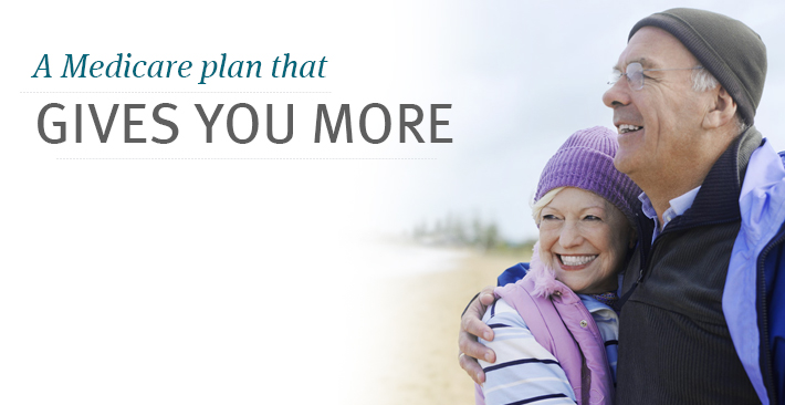 A Medicare plan that gives you more