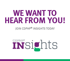 We want to hear from you! Join CDPHP Insights