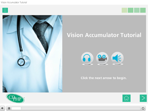 Vision Accumulator Tutorial