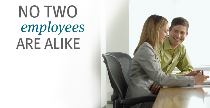 No Two Employees Are Alike