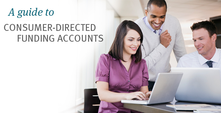 A guide to consumer directed funding accounts
