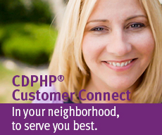 cdphp customer connect