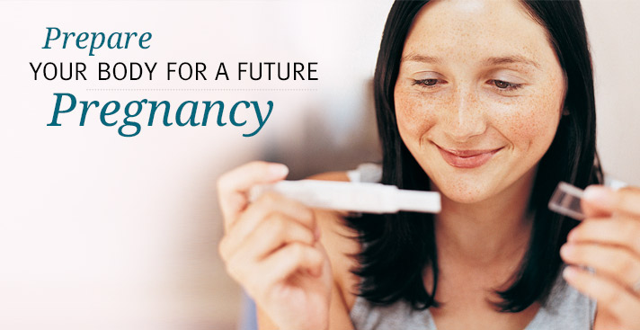 how to prepare your body for pregnancy uk